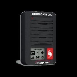 Hurricane Duo Swissphone Personsökare